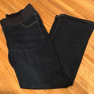 Old Navy Maternity Slim Bootcut Jeans